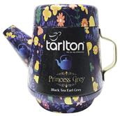TARLTON Tea Pot Princess Grey Black Tea plech 100g