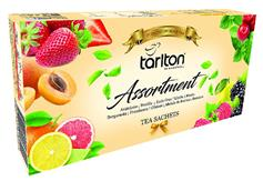 TARLTON Assortment 10 Flavour Black Tea 100x2g