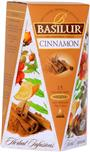 BASILUR pyramidy Herbal Infusions Cinnamon 15x2g