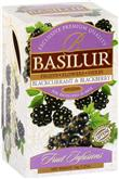 BASILUR/ Fruit Blackcurrant & Blackberry přebal 20x1,8g