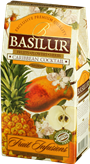 BASILUR Fruit Caribbean Cocktail papír 100g