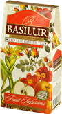 BASILUR Fruit Red Hot Ginger papír 100g