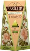 BASILUR Bouquet Cream Fantasy Pyramid 15x2g