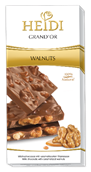 HEIDI Grand´Or Milk Walnuts  100g