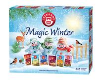 TEEKANNE Magic Winter Collection  6x5 sáčků