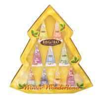 REGALO WINTER WONDERLAND (STROMEČEK) 2g x 9 pyramid