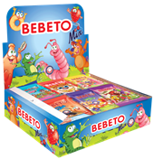 BEBETO mix želé 20g (box 36)