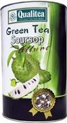 QUALITEA OVÁL GREEN TEA SOURSOP 100g