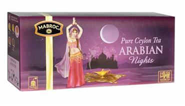 MABROC Arabian Nights  25x2g
