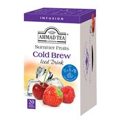 AHMAD TEA - COLD BREW studený čaj  Summer Fruits 20x2g