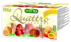 Vitto - Quatro Fresh selection 4x5x2g